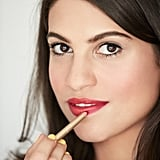 Step 4: Go Over Your Work With a Lip Pencil