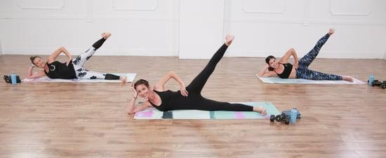 Pilates Cardio Workout