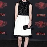 Sadie Sink at Stranger Things Season 2 Premiere