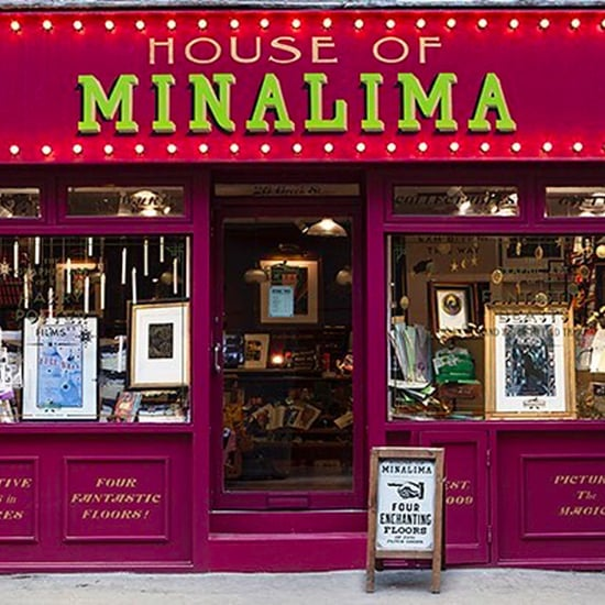 MinaLima Harry Potter Graphic Art House