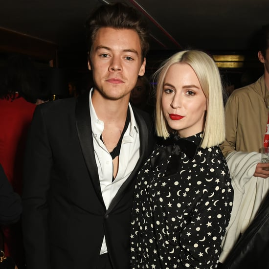 Harry Styles and Sister Gemma's Cute Pictures
