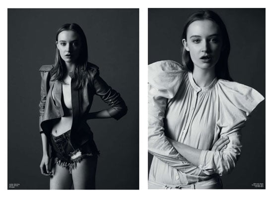 First Look at New Australian Fashion Magazine STONEFOX: See Dempsey Stewart's Shoot by Christopher Ferguson