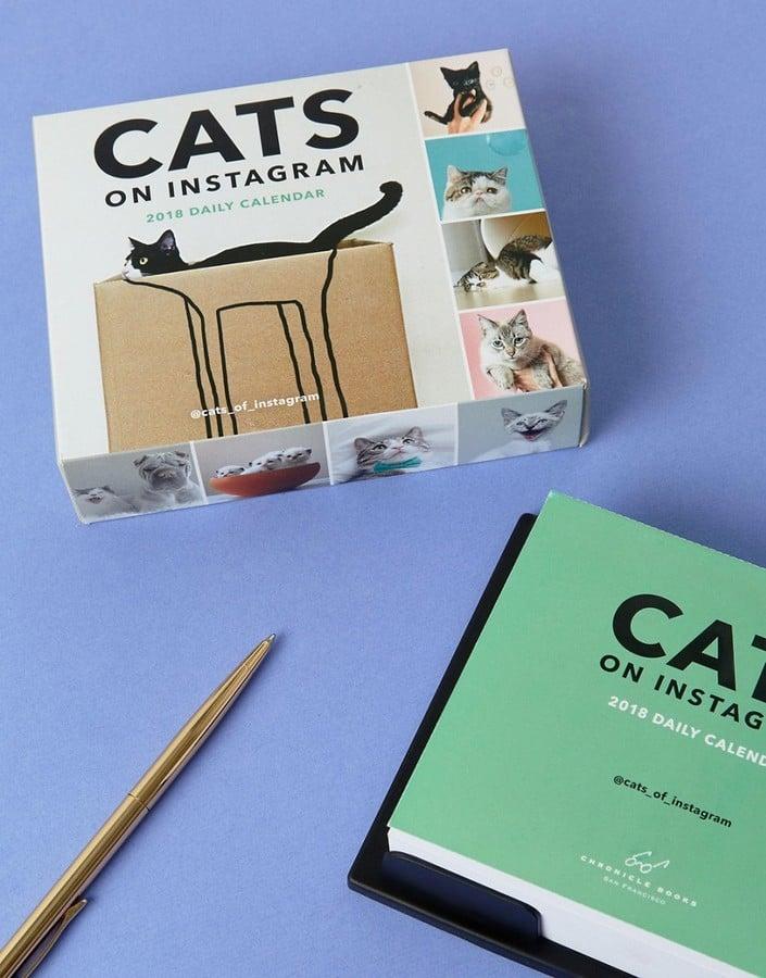 Books Cats on Insta 2018 Calendar