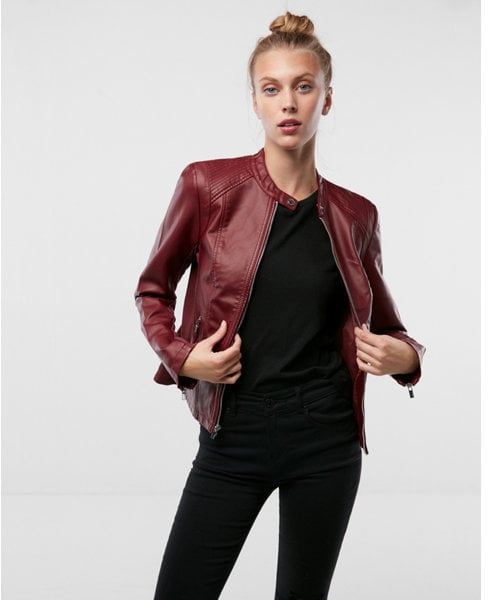 Express (Minus the) Leather Jacket