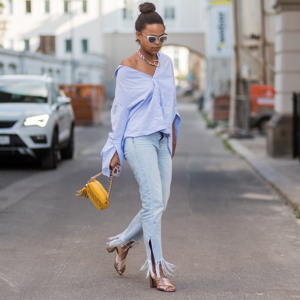 Jeans Outfit Ideas | POPSUGAR Fashion