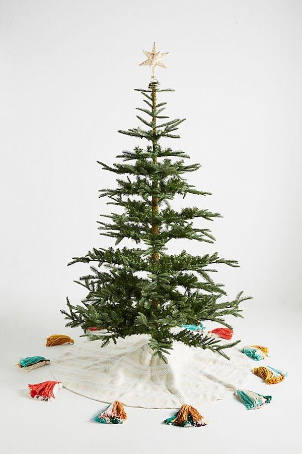Treasured Tassels Tree Skirt