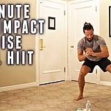 16 Minute Low Impact No Noise Hotel HIIT