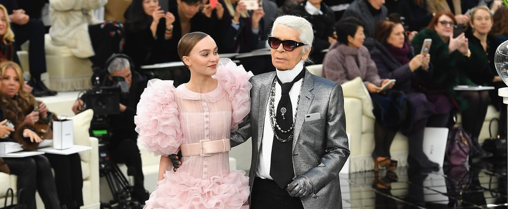 Lily-Rose Depp Closing Chanel Is All You Need to See Today