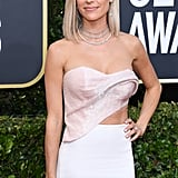 Kristin Cavallari at the 2020 Golden Globes