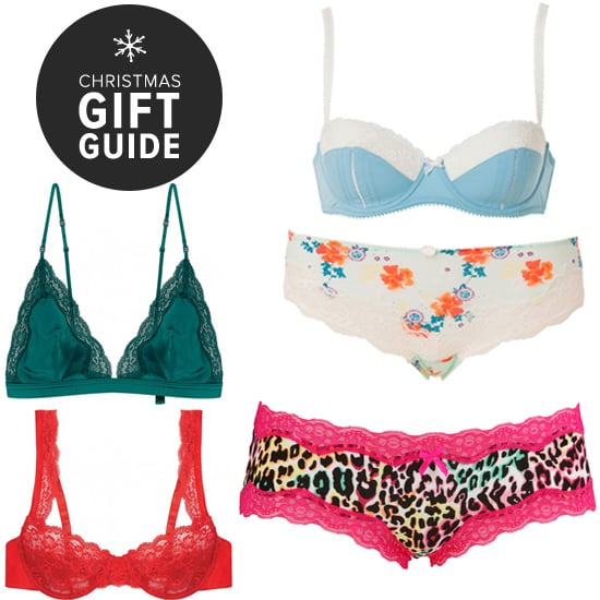 Lingerie christmas gifts popsugar fashion australia for Gifts she ll love
