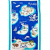 Ralph Lauren Greek Isles Beach Towel