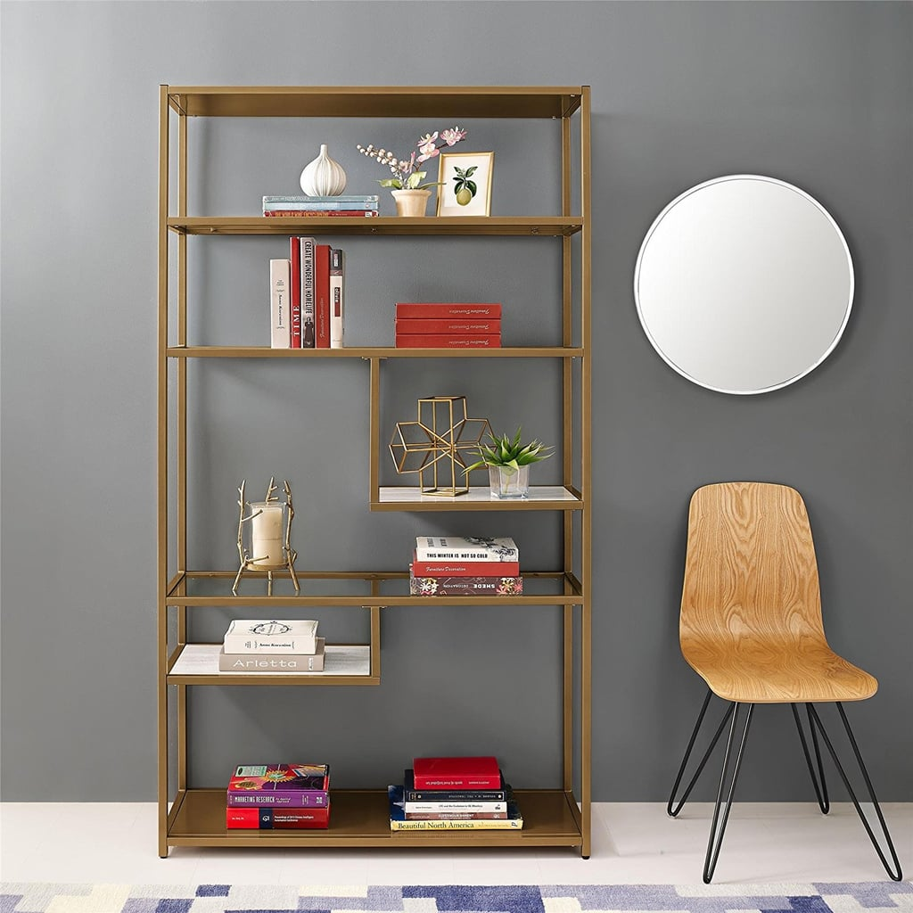 images corner best styled on bookcases bookcase pinterest styling shelving bookshelves athoughtflplace