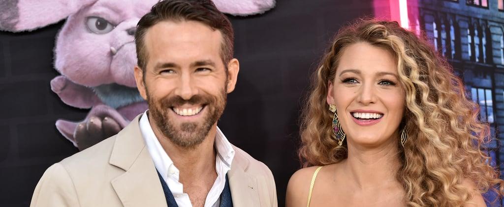 Blake Lively's Message For Ryan Reynolds's 43rd Birthday