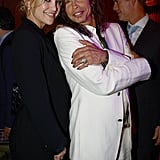 Kate Hudson Parties With Steven Tyler and Shows PDA With Matthew Bellamy