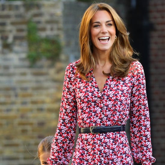 Kate Middleton's Michael Kors Shirt Dress September 2019
