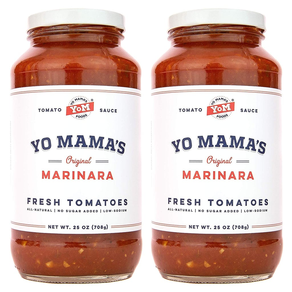 Yo Mama's Keto Friendly Marinara Pasta Sauce