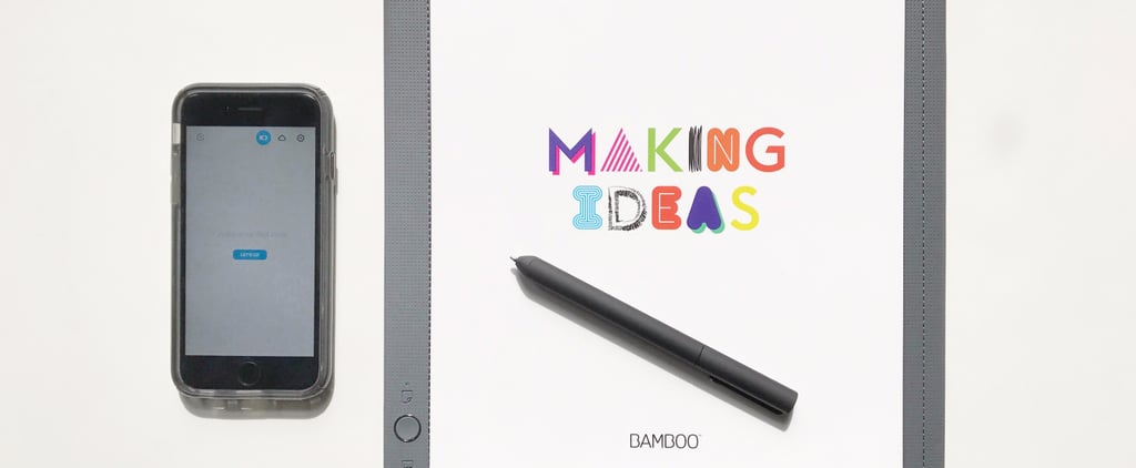 This Smartpad Seamlessly Uploads Your Handwritten Notes and Drawings to Your Device