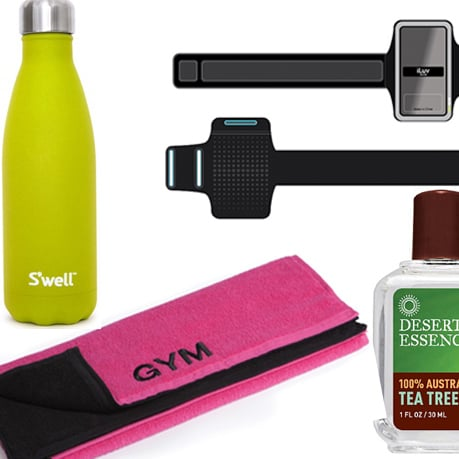 Summer Gym Bag Essentials