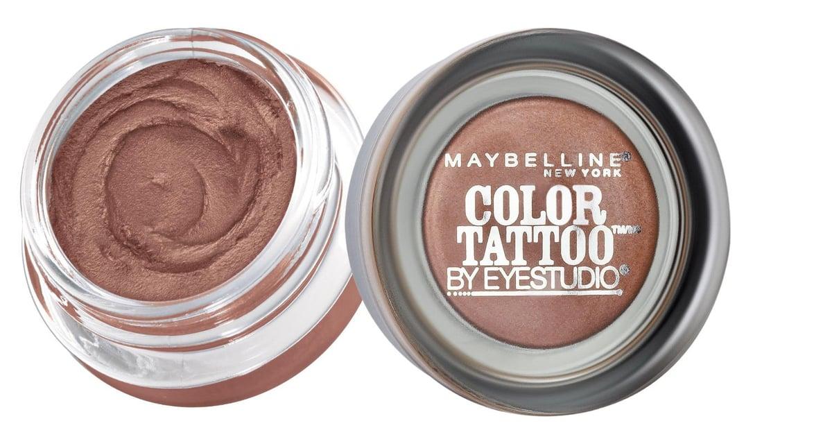 Maybelline color tattoo cream gel eye shadow best for Maybelline color tattoo gel eyeshadow