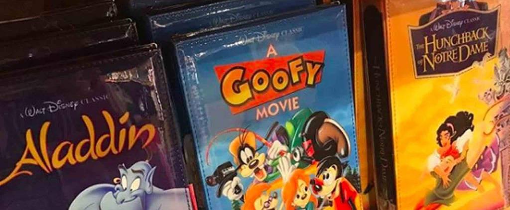 Disney VHS Clutches