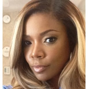 Gabrielle Union Blonde Hair | 2013