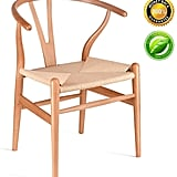 Solid Wood Wishbone Dining Chair