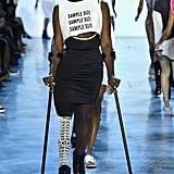 Chromat Sample Size T-Shirt New York Fashion Week 2018