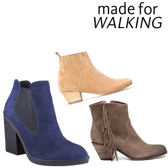 Functional and Fashionable Fashion Week Foowear? The Ankle Boot! Shop Our Top Five Online Buys