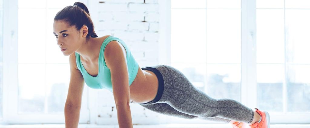 تحدّي تمارين البلانك لمدّة 30 يوماً
