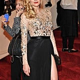 Pictures of Diane Kruger at Met Gala