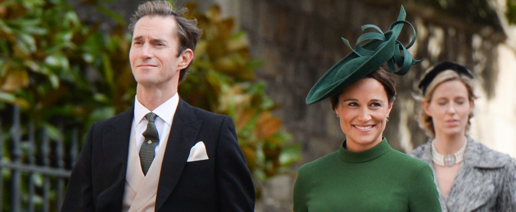 What Did Pippa Middleton Name Her First Child?
