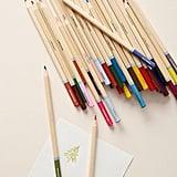 Anthropologie Maude Coloured Pencils
