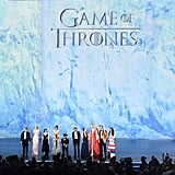 The Game of Thrones Cast at the 2019 Emmys