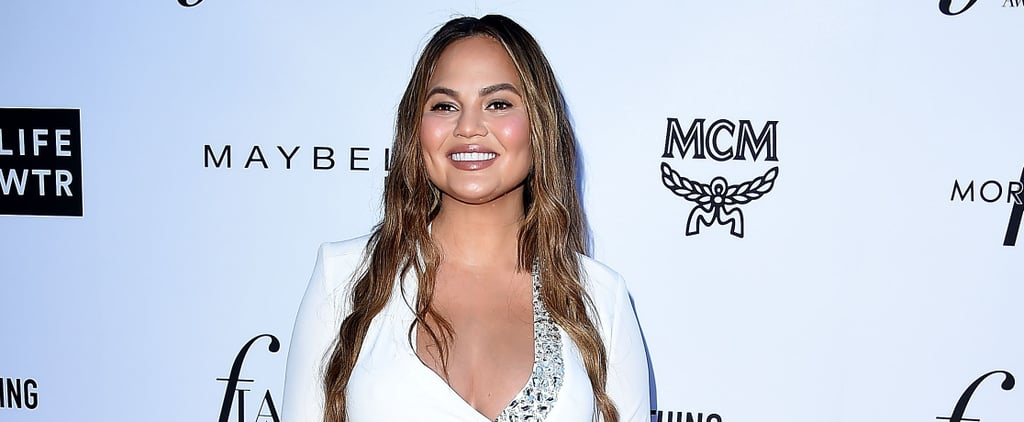 Chrissy Teigen Tweets About the Royal Baby