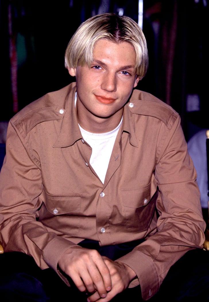 Nick Carter | '90s Celebrity Crushes | POPSUGAR Celebrity ...