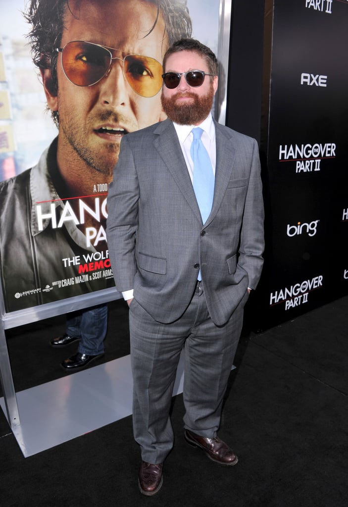 The Hangover 2 Premiere in LA