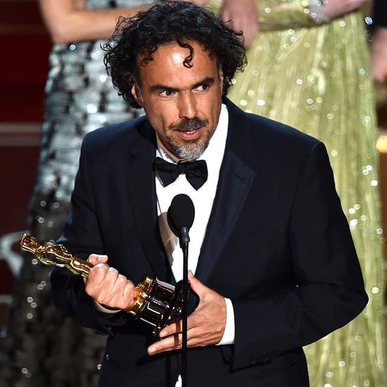 Alejandro Gonzalez Inarritu's Oscar Acceptance Speech Video