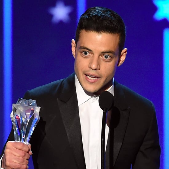 Rami Malek's Speech at the Critics' Choice Awards 2016