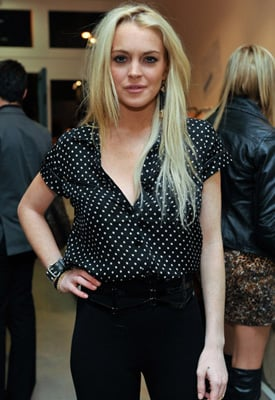Ungaro CEO Protects Lindsay Lohan in Artistic Advisor Position
