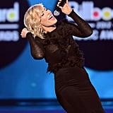 Natasha Bedingfield performed at the May 2012 Billboard Music Awards.