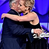 Jennifer Lawrence at GLAAD Media Awards May 2016   Pictures