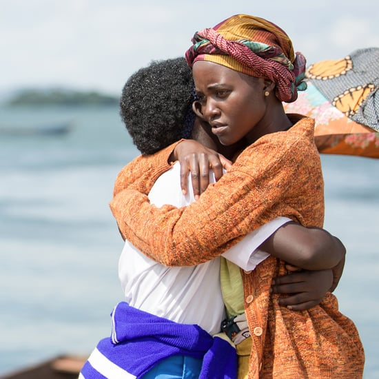 Lupita Nyong'o Queen of Katwe Interview November 2016