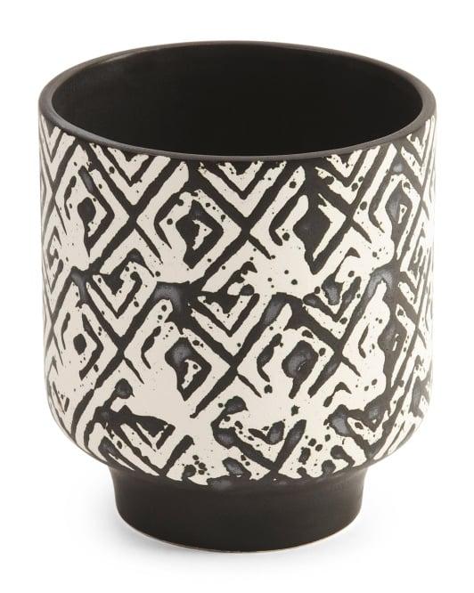 Made in Portugal Ceramic Planter