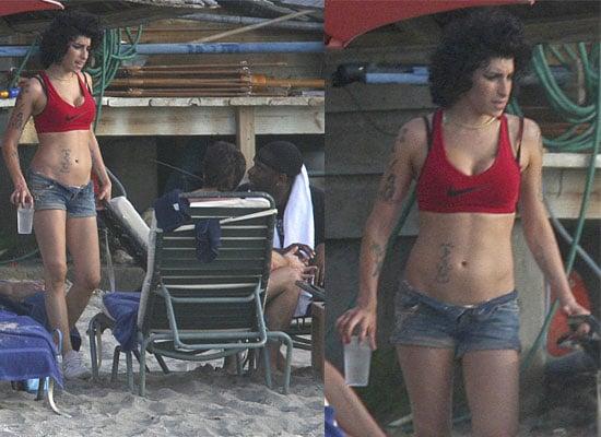 08/01/2009 Amy Winehouse