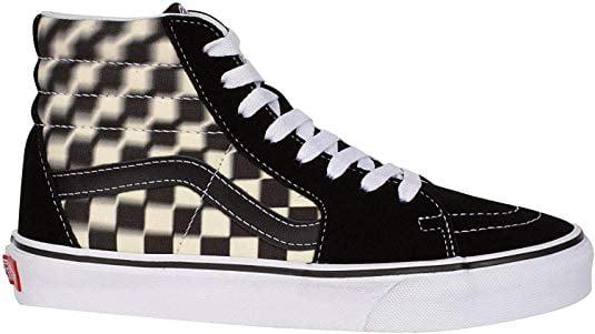 Vans SK8-HI Blur Check Fashion-Sneakers