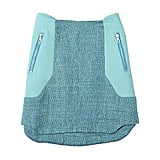 """""""A textured mini with turquoise leather panels? Rag & Bone gets it right!"""" Rag & Bone Best Ever Mini Skirt ($395)"""