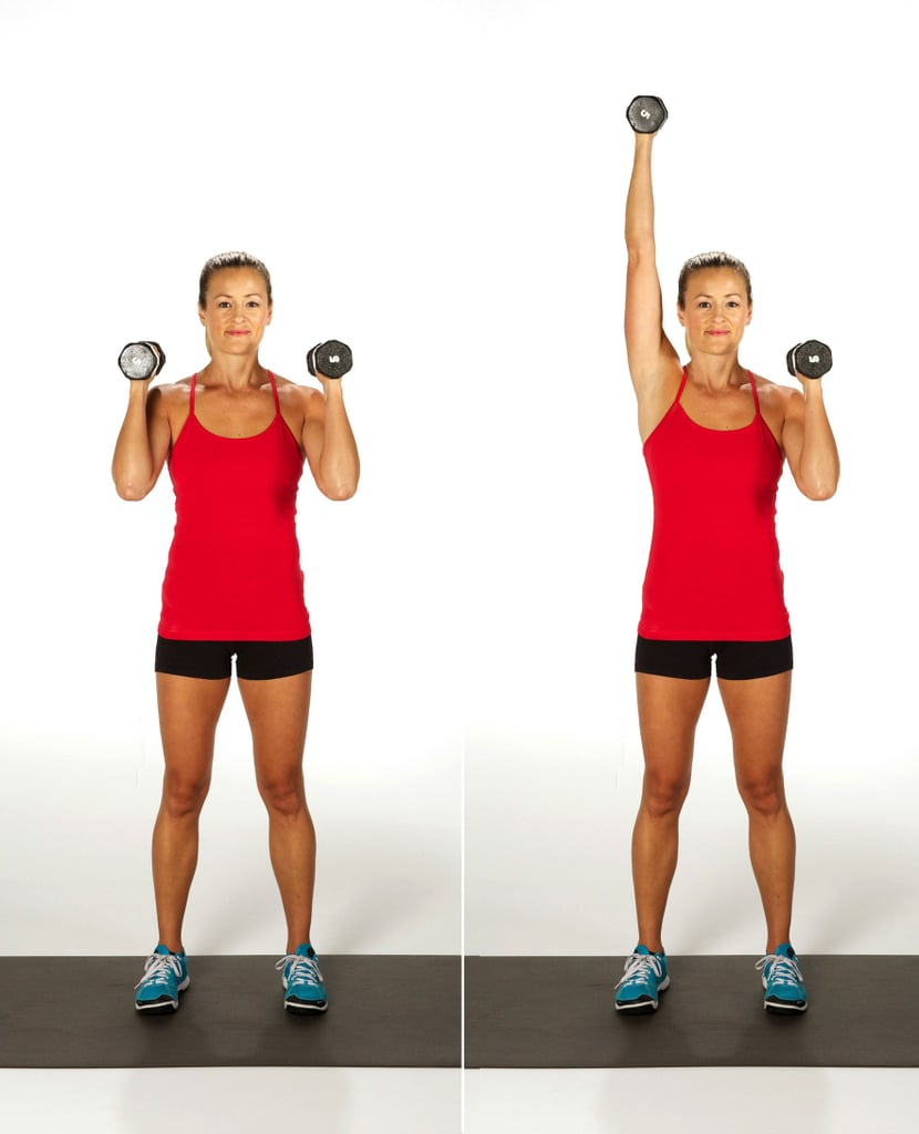 Single-Arm Overhead Shoulder Press