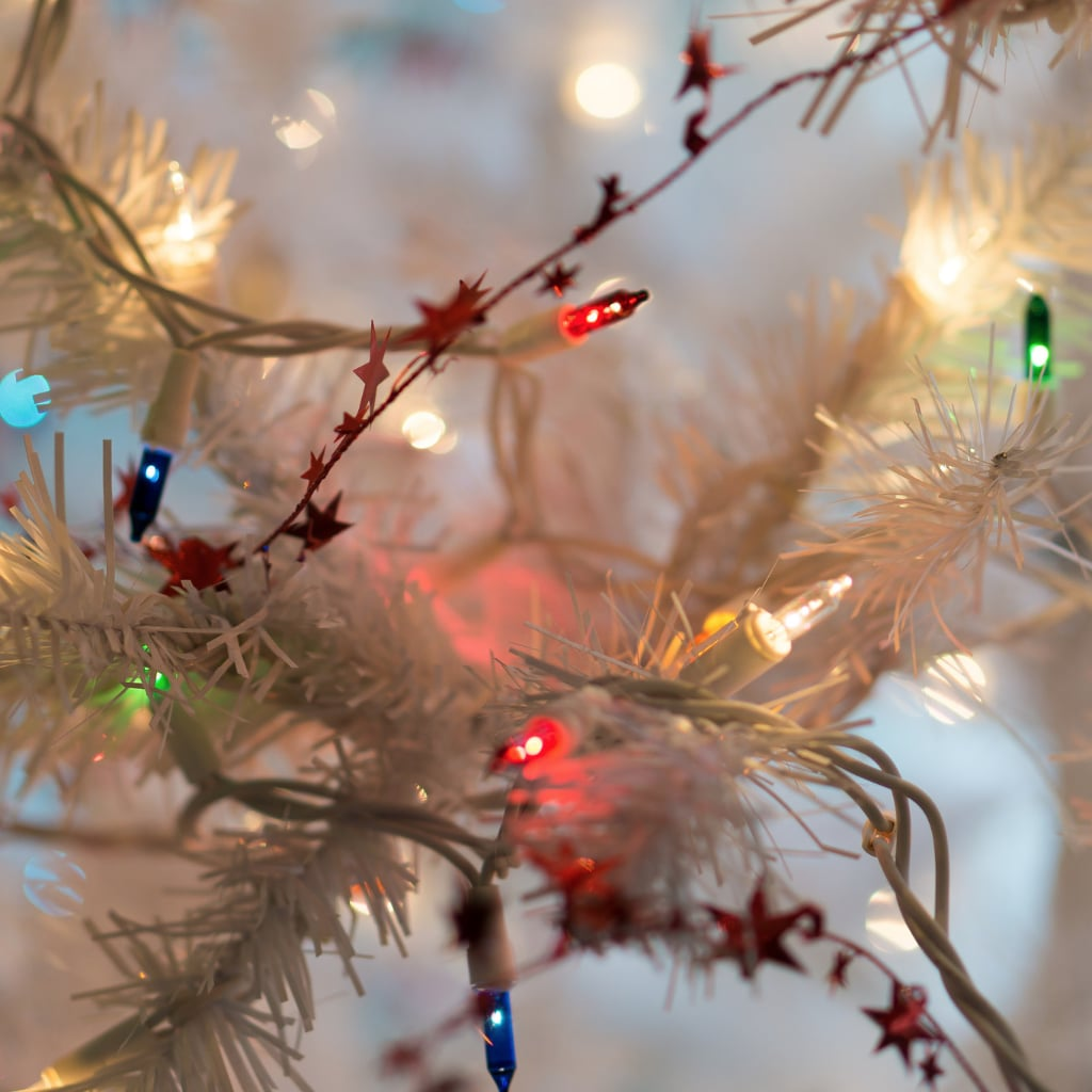 Fix Christmas Tree Lights