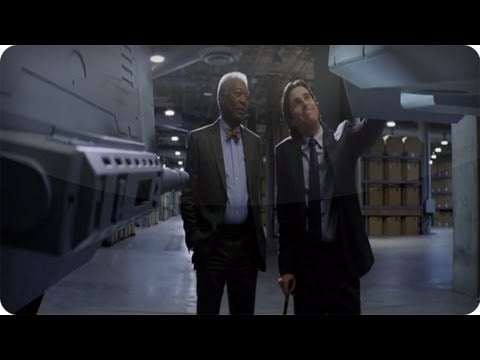The Dark Knight Rises Trailer Dubbed by Pee-wee Herman