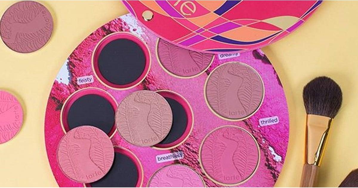 Tarte Cosmetics Big Blush Book 2 2016 Popsugar Beauty